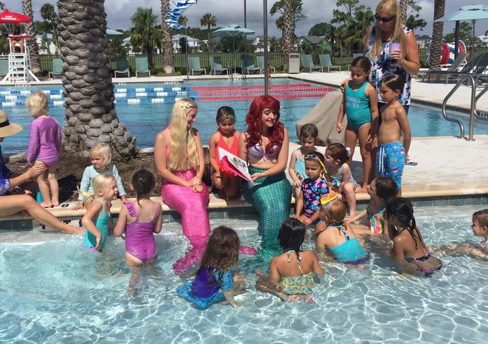 Mermaid Party Jacksonville