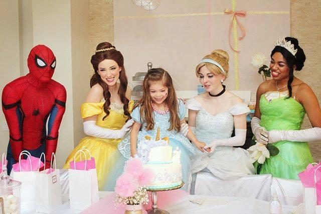 Princess Party Jacksonville