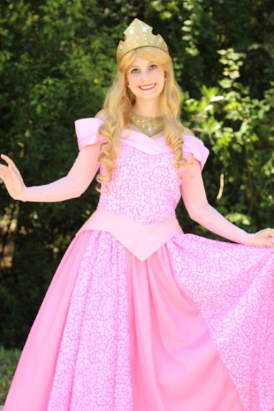 Sleeping Beauty Princess Party Jacksonville
