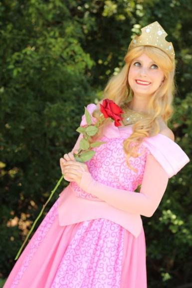 Sleeping Beauty Princess Party Jacksonville