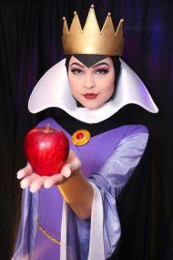 St Augustine Evil Queen Villain Halloween Birthday Party
