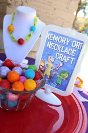 Jacksonville Inside Out Birthday Party