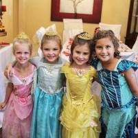 St Augustine Princess Birthday Party