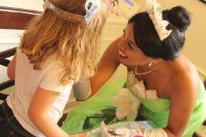 Jacksonville Princess Party Makeovers