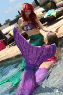 Professional Mermaid Entertainment