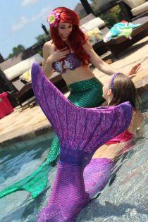 Professional Mermaid Entertainment