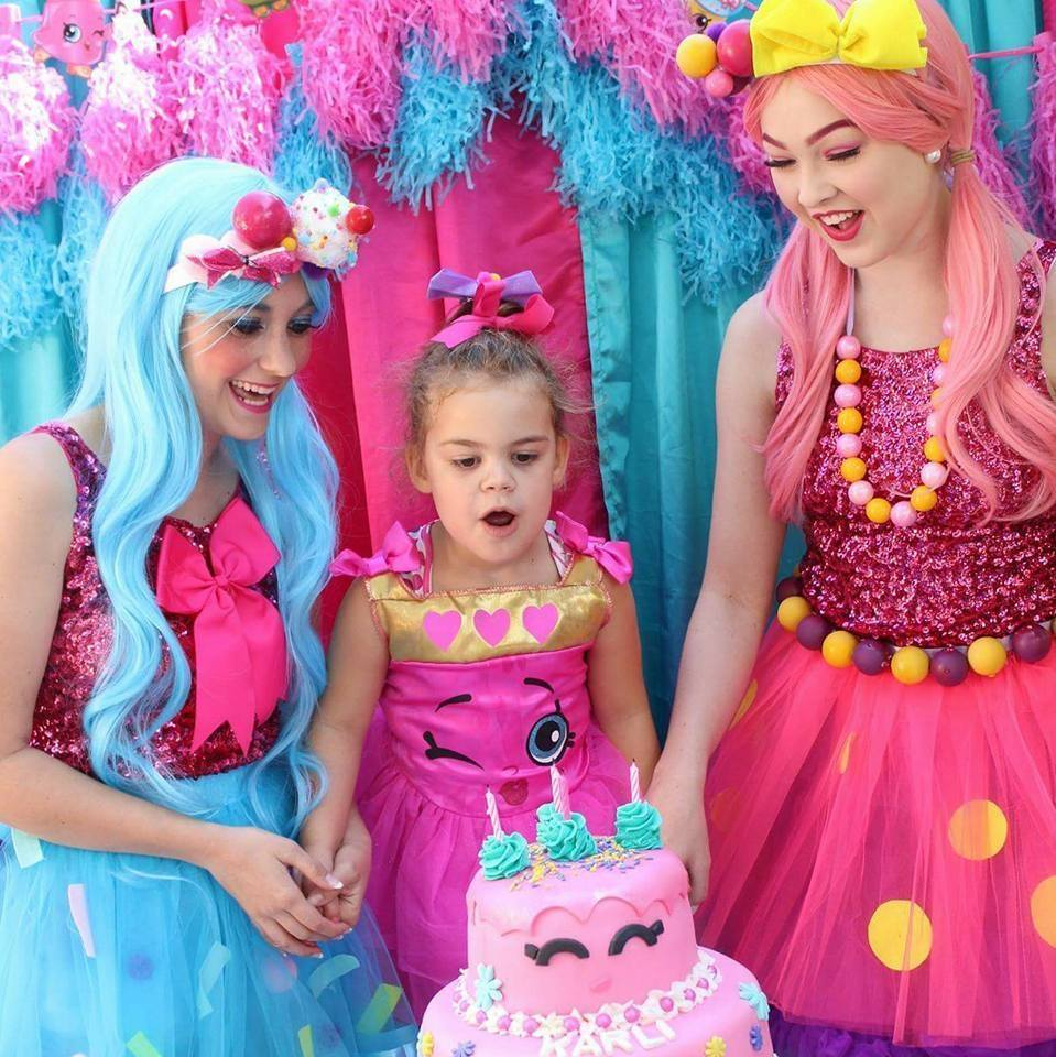 Jacksonville Shopkins Birthday Party Planning
