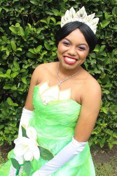 Jacksonville Tiana Frog Princess Party