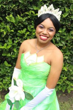 Jacksonville Tiana Frog Princess Party