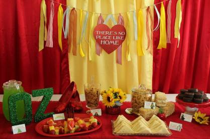 St Augustine Wizard of Oz Birthday Party
