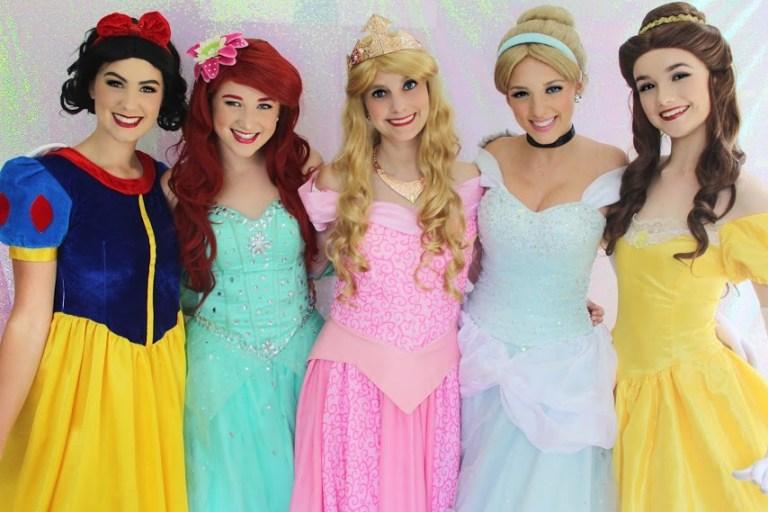 Princess Party Girly-Girl Partea's