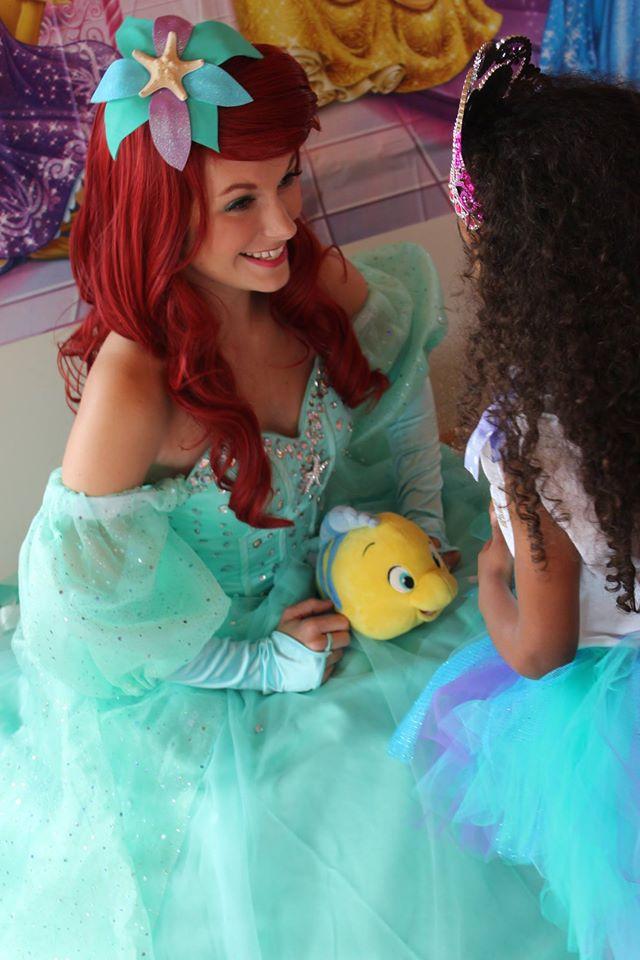 Ariel-Little-Mermaid-Princess-Character-for-Birthday-