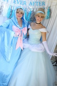 CInderella Fairy Godmother Princess Party