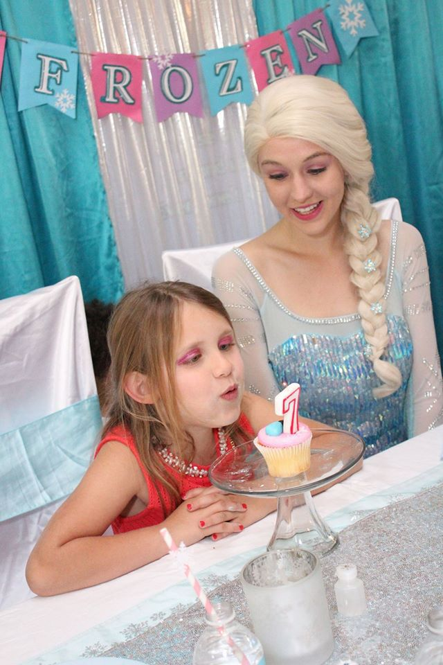 Elsa-Frozen-Spa-Party
