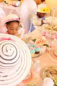 High Noon Tea Party Birthday