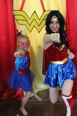 Wonder Woman Birthday Party Superhero