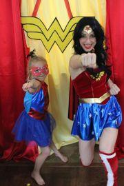 Wonder Woman Birthday Party Superhero