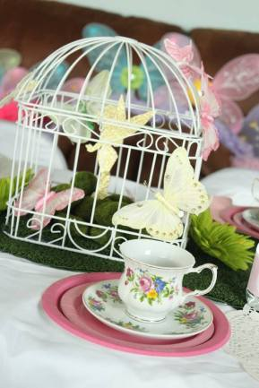 Tinkerbell Fairy Tea Party Planning Birthday