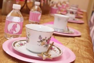 Aurora Sleeping Beauty Tea Party Birthday