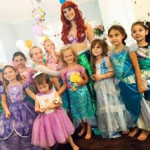Jacksonville Little Mermaid Ariel Inspired Birthday