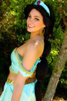 Jasmine Princess Party Character for Hire