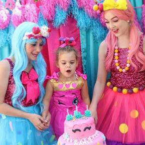 Shopkins Birthday Party Planning