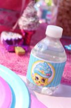 Shopkins Water Bottle Labels