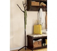 Fabulous Coat Racks for the Home Office - GirlyPC.com