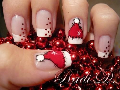 Christmas Nail Arts 3