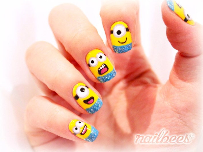 Best Designs For Funny Nail Art