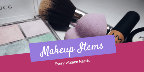 Makeup Items