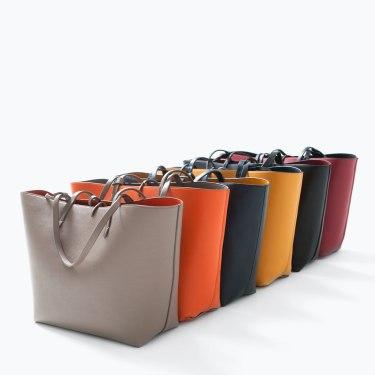 Zara Reversible Handbag