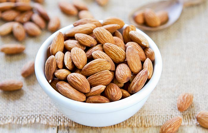 Almond Face Pack