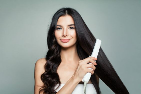 How to Use a Hair Straightener without Damaging Your Locks