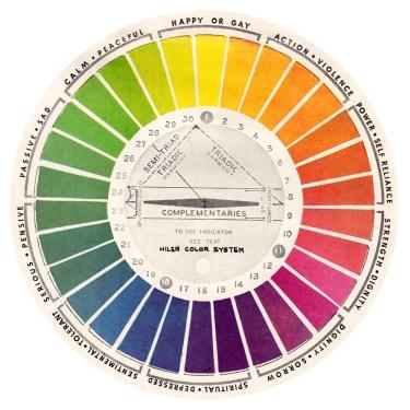 Hiler Color Wheel