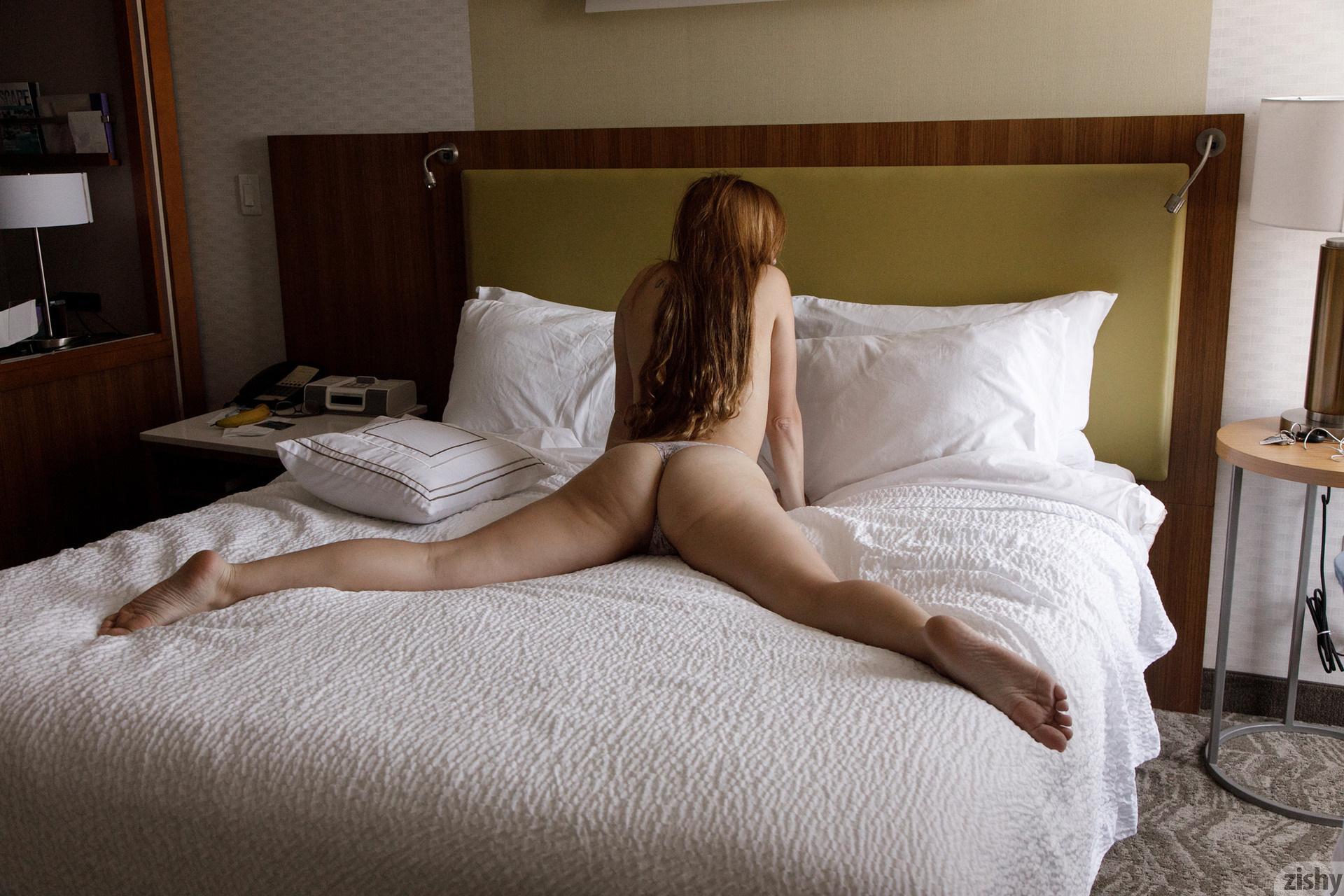 Keira Romero Nude Ass Teasing  GirlzNationcom