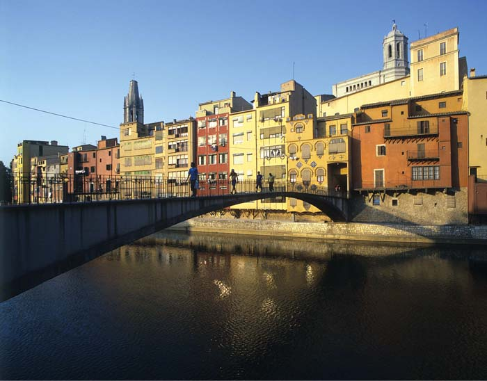 The Houses on the River Onyar  Tourism  Girona City Council