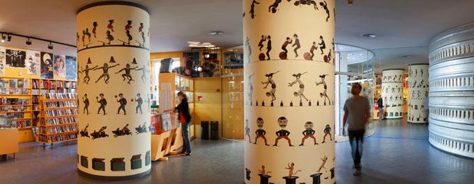 Museo del Cine   Turismo   Ayuntamiento de Girona