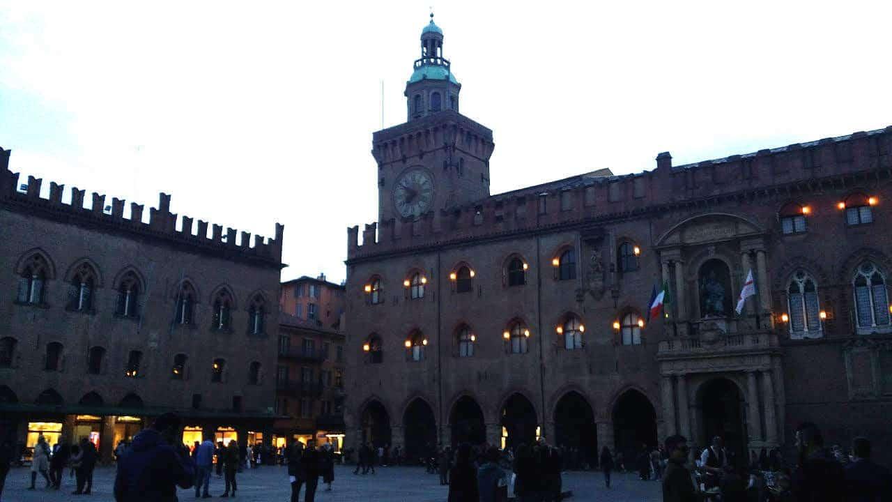 In Camper a Bologna per il Week End - Giro Per Campeggi