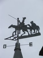 Don Quichotte et Sancho
