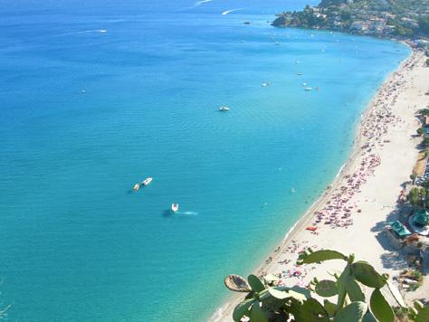 """Le 5 spiaggie più belle della """"mia"""" Calabria"""