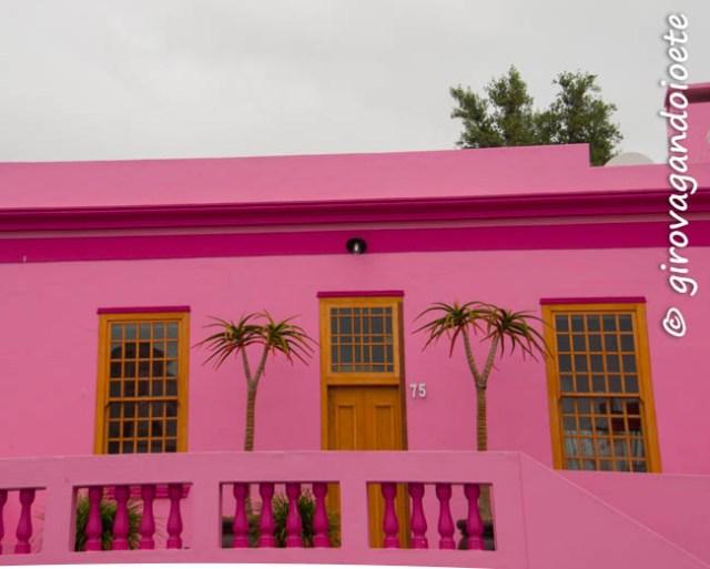 BoKaap-il quartiere più colorato di citta del capo