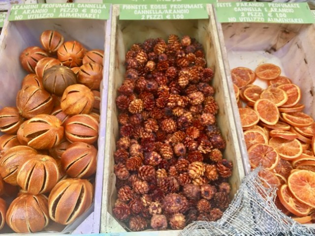 Cosa vedere a Trento - spezie e mercatini