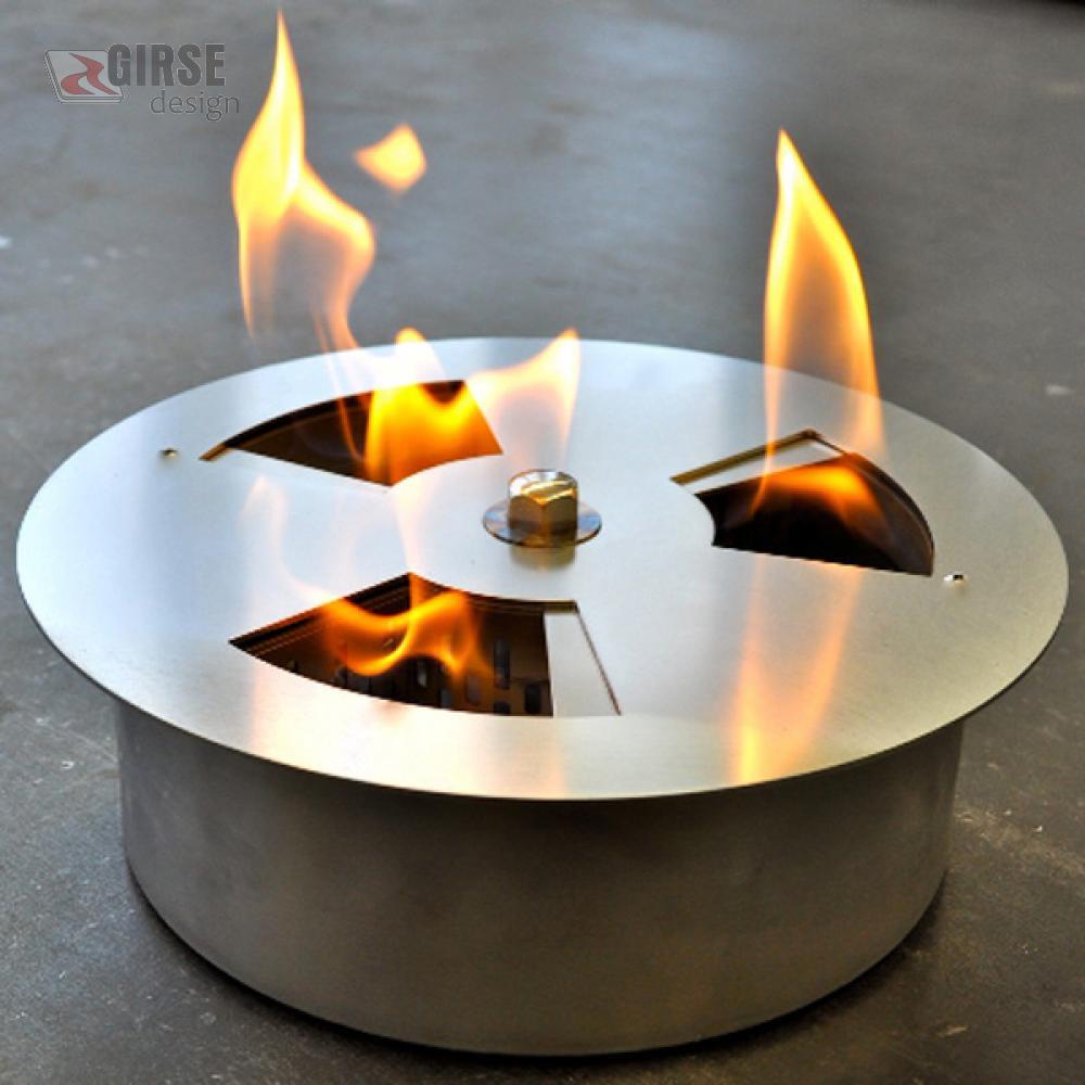 BioethanolFeuerEinsatz  Zubehr fr Aussenkamine  Girse Design