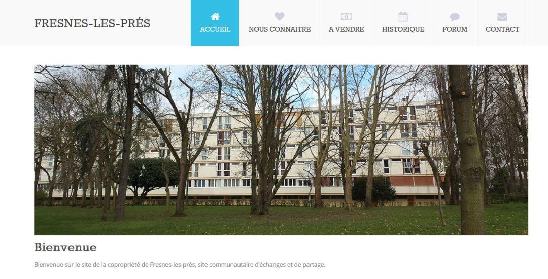 accueil site fresnes