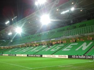 De Euroborg van FC Groningen (foto Jeroen de Regt)