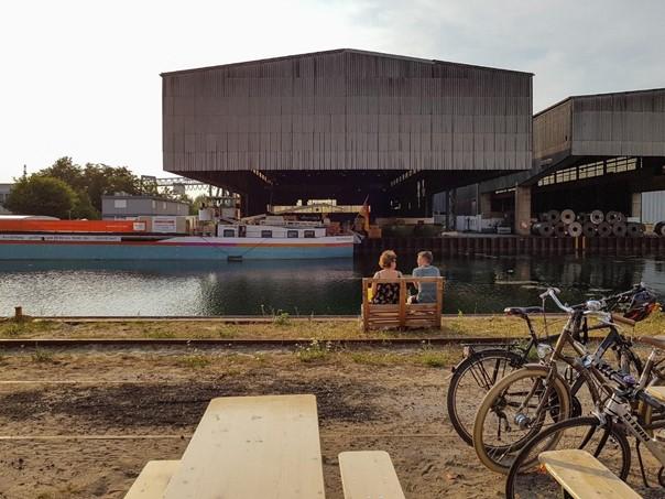 Visioning alternative uses of space… (source: Dortmund, 2018)