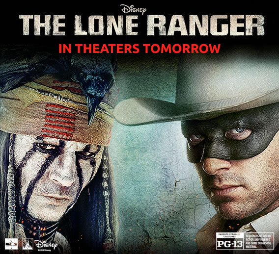 Are you a Lone Ranger?