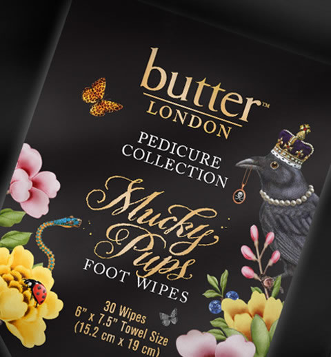 butter London Box Packaging