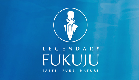 Fukuju Logo and Brandmark